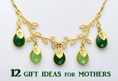 12 Gift Ideas for Mothers