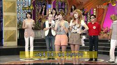 [090726] SBS 1000 Song Challenge - Jessica & Sunny Cut