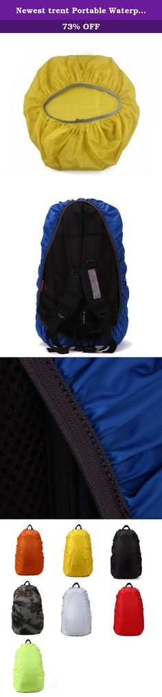 7c48e7cddbfe Newest trent Portable Waterproof Dustproof Backpack Cover Keep Your Backpack  and Belongings Dry From Rain