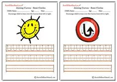 Tracing Standing Lines - Aussie Childcare Network Cursive Handwriting Practice, Cursive Writing Worksheets, Alphabet Words, Cursive Letters, Phonics Worksheets, Tracing Worksheets, Pre Writing, Writing Skills, Learning Stories Examples