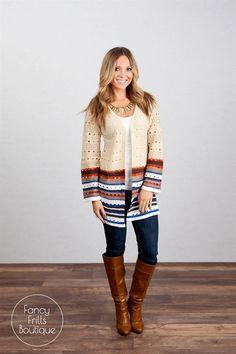 Knit Cardigan! {Jane Deals}