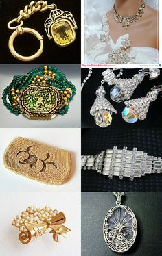 --Pinned with TreasuryPin.com #WLVTeam #Vintage #Fashion #Jewelry #Etsyretwt