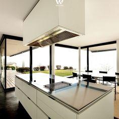 Nice WARENDORF K chenblock mit schwebender Arbeitsplatte Einrichtung K che Pinterest House building Design inspiration and Kitchens