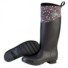 Tremont Wellie Tall Muck Boot (MB-TWT) | The Muck Boot Store ...
