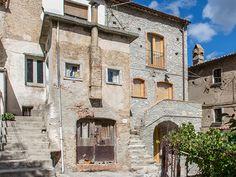 Ph Martorelli Case Kodra borgo di Civita, Parco Nazionale del Pollino