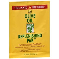 Luxe Beauty Supply - ORS Olive Oil Replenishing Pack - 1.75 oz, $1.43 (http://www.lhboutique.com/ors-olive-oil-replenishing-pack-1-75-oz/)