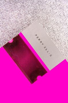 The Coolest New York Fashion Week Invites #refinery29 http://www.refinery29.com/fashion-week-invites-spring-2015#slide5 Is that an optical illusion or Perry Ellis' invitation?