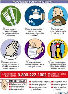 sintomas de la gripe flu