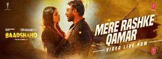 Mere Rashke Qamar Official Video Song - Baadshaho | Ajay Devgn, Emraan Hashmi, Vidyut Jammwal, Ileana D'Cruz, Esha Gupta | Voice of Nusrat Fateh Ali Khan, Rahat Fateh Ali Khan | Movie Releasing on 1st September 2017. #MereRashkeQamar #AjayDevgan #EmraanHashmi #VidyutJammwal #IleanaDCruz #EshaGupta #RahatFatehaAliKhan #NusratFatehAliKhan #MilanLuthria @tseries
