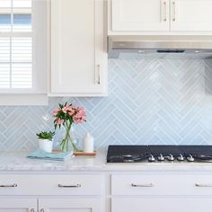 The prettiest tile I ever did see. via: @younghouselove What do you think?