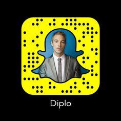 #Follow #DJDiplo @ #Snapchat! User: #Diplo. @AtlanticRcrdsUK @maddecent #AtlanticRecords #DanceHall #Dancepop #DJ #EDM #ElectroHouse #MadDecent #Producer #Rave #ThomasWesleyPentz #Trance #Trap #TrapHouse #TripHop #Top100DJs #TropicalHouse www.diplo.com