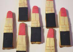 Le Delizie di Amerilde. Lipstick Cookies. Fashion Cookies from www.ledeliziediamerilde.it
