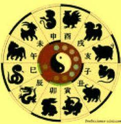 DE TODO UN POCO: Los doce signos del horóscopo oriental.