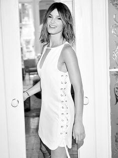 6+Ways+to+Wear+White,+According+to+Hanneli+Mustaparta+via+@WhoWhatWear