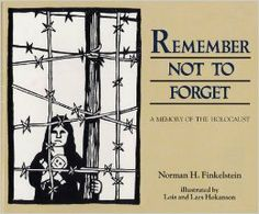 Designed as an introduction to the Holocaust, this book presents the origins and history of anti-Semitism, beginning with the year 70 CE, when the Jews were forced out of Jerusalem, to the founding of the State of Israel in 1948. Finkelstein uses specific incidents from history to illustrate how anti-Semitism stripped Jews of their rights and dignity. The details of the Holocaust are presented in a factual way, designed to convey the somber nature of the Holocaust without being too frightening.