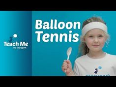 What you will need: - spoons (for racquets) - a balloon (for the tennis ball) Get busy bodies moving with a game of balloon tennis! Tennis Online, Tennis Accessories, Tennis Equipment, Tennis Clubs, Train Your Mind, Tennis Clothes, Help Teaching, Best Games, Learning Activities