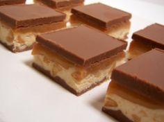 Snickers Fudge