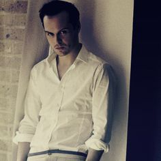 Andrew Scott. Love this picture of him