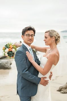 #BigDay #weddings #realweddings    Staci & Josh's Laguna Beach Wedding Check more at http://bigday.io/2015/10/30/staci-joshs-laguna-beach-wedding/
