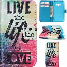 J1 Ace Case, Samsung Galaxy J1 Ace Case,Enjoy Sunlight [Live the life you love] Kickstand Feature] Luxury Wallet PU Leather Folio Wallet Flip Case Cover Built-in Card Slots for Samsung Galaxy J1 Ace Enjoy Sunlight http://www.amazon.com/dp/B018VQL6MA/ref=cm_sw_r_pi_dp_OjWfxb0NVFXWM
