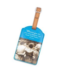 Chico's Women's Friends Luggage Tag