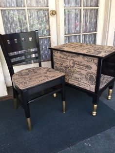 Great finds redone DIY