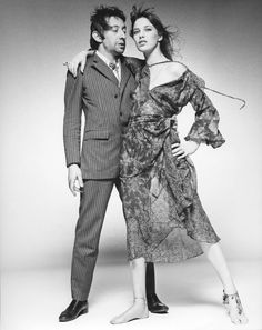 Jane Birkin and Serge Gainsbourg, 1969 Christie's Hollywood Icons