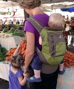 The Giggle Guide™ - Onya Baby Carriers are Great On Ya and Off