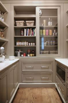 butler pantry ideas butlers pantry design captivating ideas concept for butlers pantry design best ideas about butler pantry on butlers pantry butler pantry cabinet ideas Kitchen Pantry Design, Interior Design Kitchen, Kitchen Pantries, Kitchen Shelves, Interior Paint, Luxury Interior, Kitchen And Bath, New Kitchen, Kitchen Island