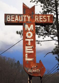 Beauty Rest Motel by jolene