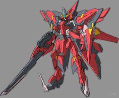 Vanguard Aegis Gundam