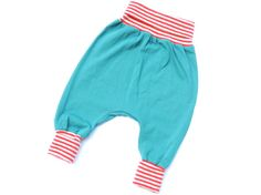 Baby harem pant. Organic toddler harem trousers. Comfy by kandatsu, €25.00