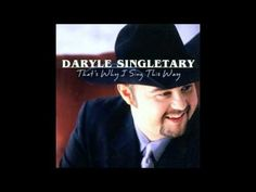 Daryle Singletary - I'd Love To Lay You Down - YouTube
