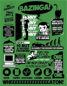 The Big Bang Theory - Sheldon Cooper