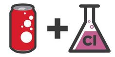 Soda and Chlorine | 14 Amazing Chemical Reactions
