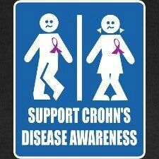 Support crohns disease
