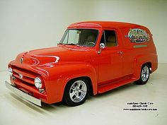 1953 Ford Panel Truck for sale