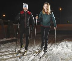 Reporter Otiena Ellwand formed a local group to train for the Canadian Birkebeiner.
