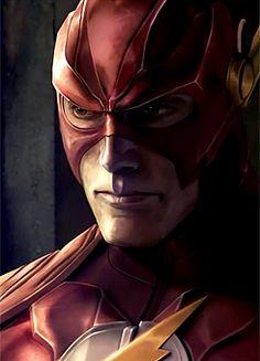Injustice: Gods Among Us Flash