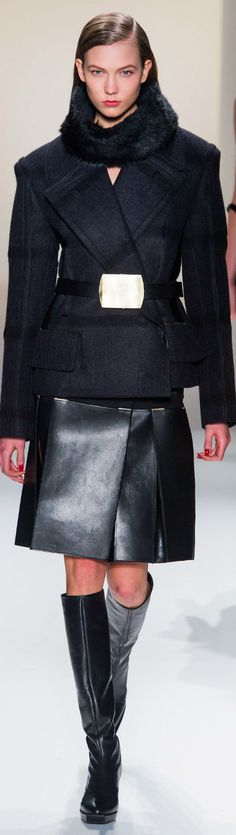 Calvin Klein - Fall 2013  | The House of Beccaria| The House of Beccaria