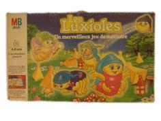 Jeu de société - Les Luxioles (occasion)