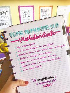 University Tips, School Diary, Study Corner, Study Organization, Bullet Journal School, School Study Tips, Study Planner, Motivational Phrases, Lettering Tutorial