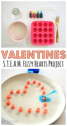 STEAM Valentines Fiz