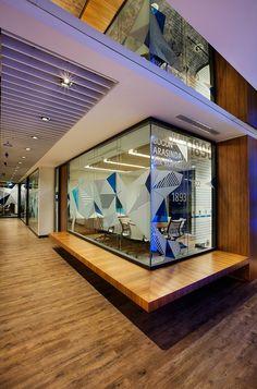 Allianz Office by Swanke Hayden Connell Mimarlık - Office Snapshots