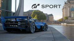 Gran Turismo Sport Dipastikan Rilis Tahun 2017