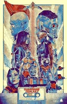 GUARDIANS OF THE GALAXY • VOL.2