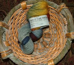 One skein of Blue Moon Fiber Arts Socks That Rock Lightweight Yarn Made in USA Crazy Lace Agate Crochet Knit by 3CsTwistedStitchers on Etsy