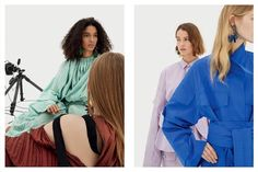 From @marni Tag your friends and follow us for more... Light space color. For the Marni S/S 2017 ADV campaign the artist Barbara Probst creates portraits of four women from various perspectives. A sophisticated play on roles between model and photographer where the act of photographing becomes the main subject of the image. #MarniAdvCampaign #marniss17 _ Photography  #BarbaraProbst Art Direction  @gb65 Styling  #LucindaChambers Hair  @duffy_duffy Make Up  @tompecheux