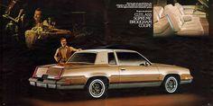 1982 Oldsmobile Cutlass Supreme Brougham Coupe