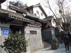 四川 宽窄巷子 Chinese Courtyard, Chinese Style, Pavilion, China, Sheds, Cabana, Porcelain